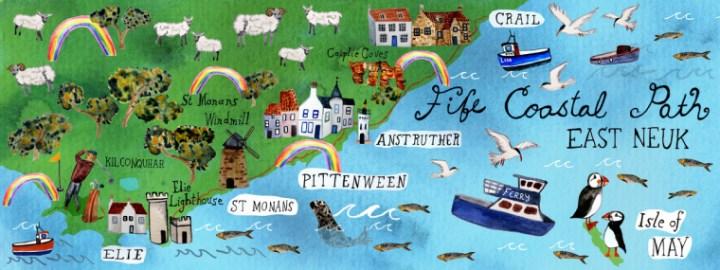 Scozia: i meravigliosi villaggi dell'East Neuk of Fife