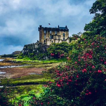 Isola di Skye: Dunvegan Castle