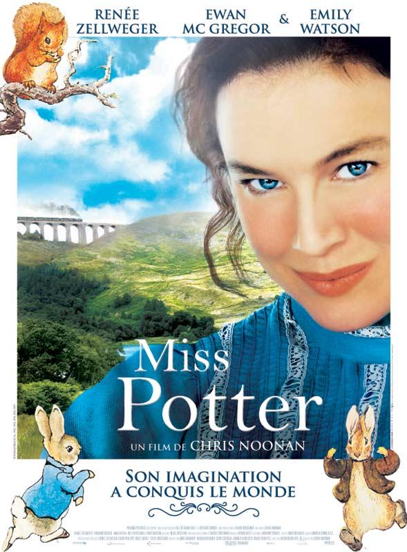 film per ammirare la cara vecchia Inghilterra: Miss Potter