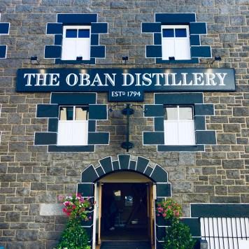 Ingresso Oban Distillery