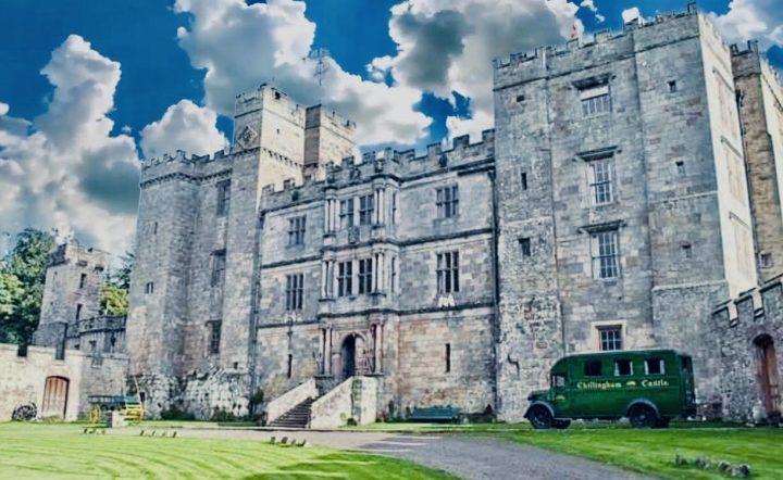 Chillingham Castle, Castelli inglesi