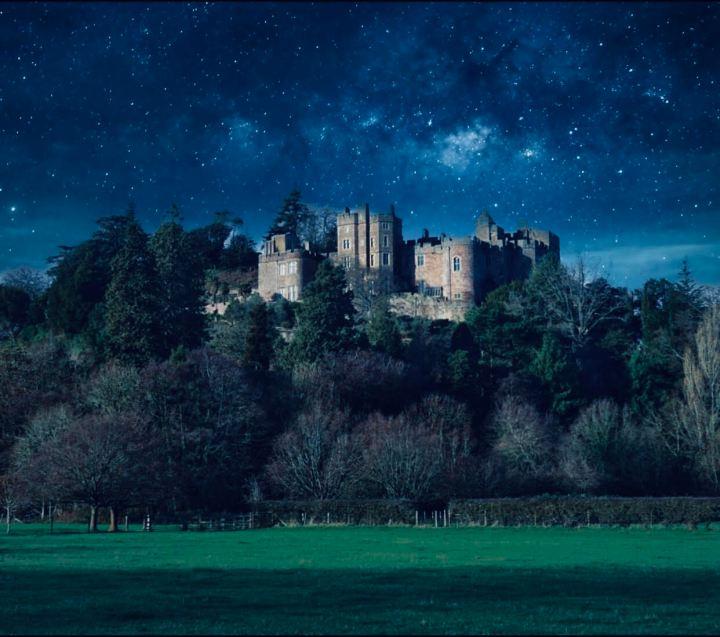 Dunster Castle, castelli inglesi