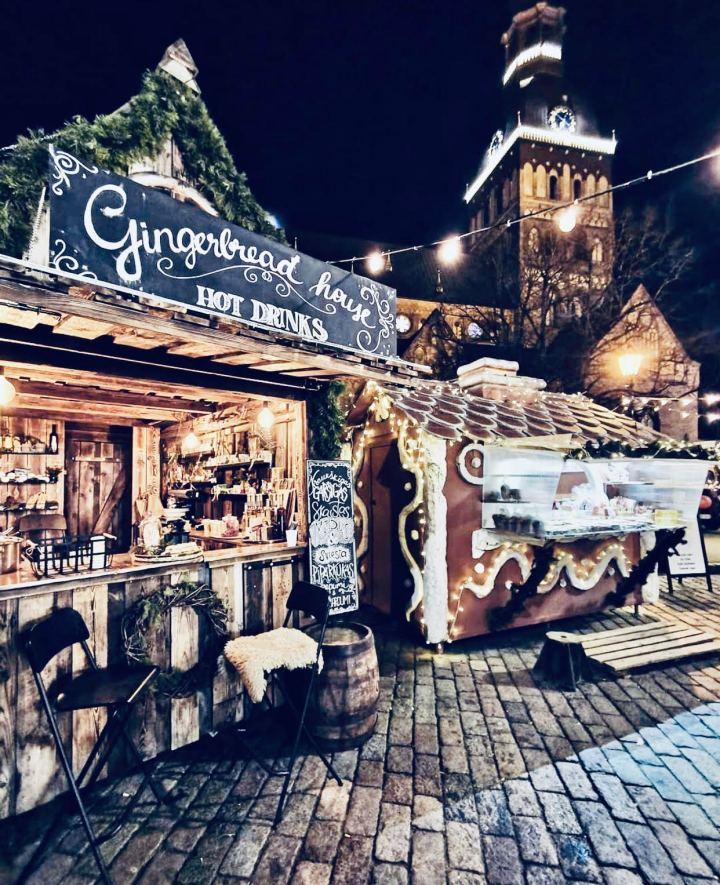 10 città europee da visitare a Natale: Riga