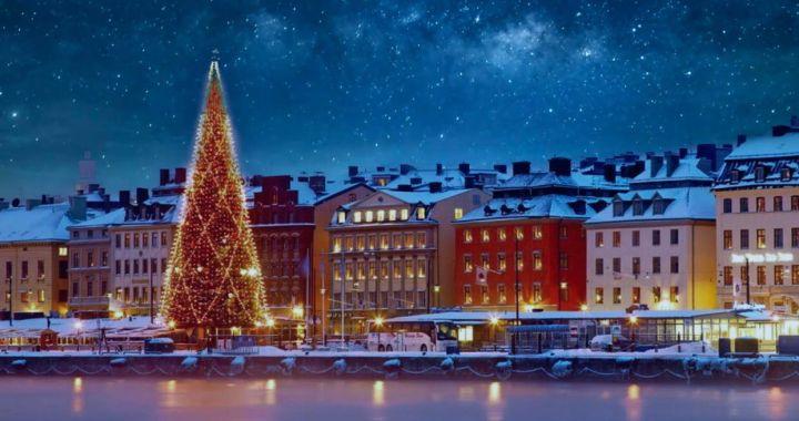 10 città europee da visitare a Natale: Stoccolma