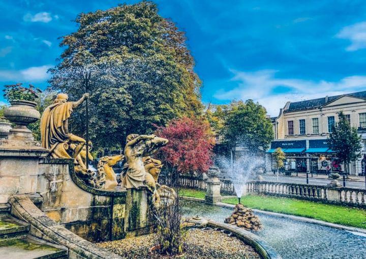I villaggi più belli del Glouchestershire: CHELTENHAM