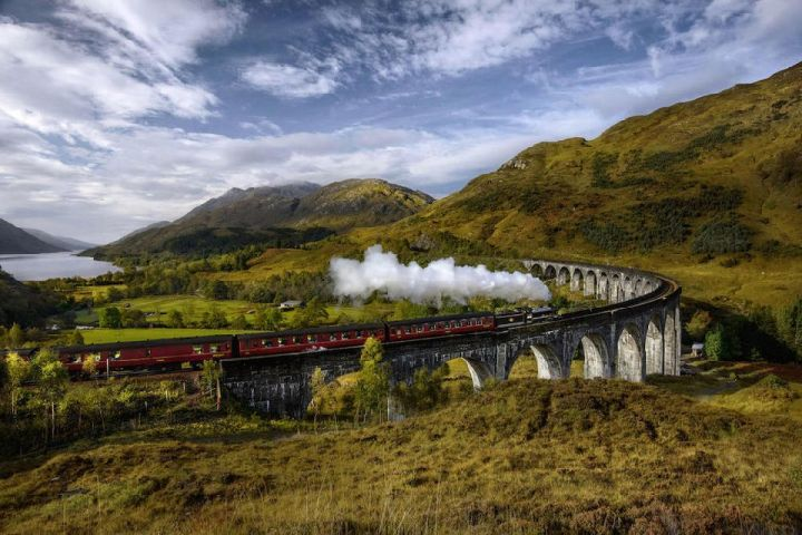 Harry Potter - Glenfinnan Viaduct
