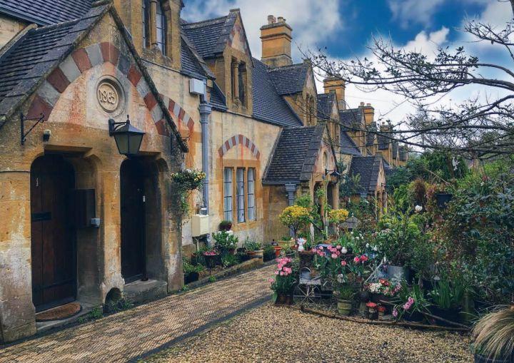 Winchcombe: Dent's Terrace
