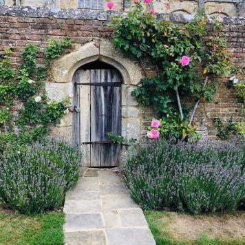 Penshurst old door