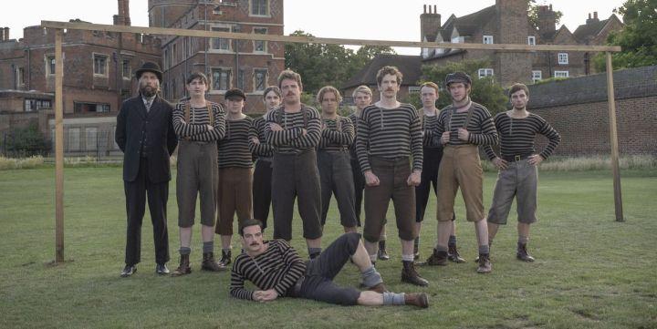 Serie TV per scoprire la Gran Bretagna: The English Game