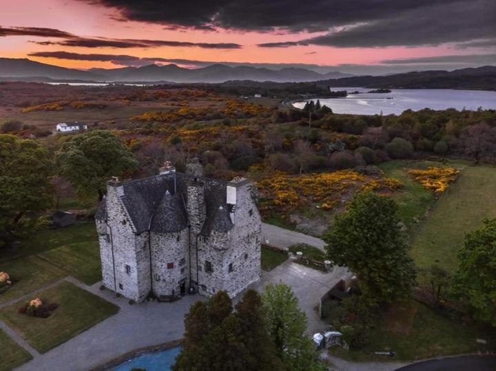 Dormire in un castello in Scozia: 5 alloggi da sogno