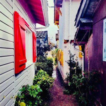 Viaggio in Acquitania: Village de l'Herbe