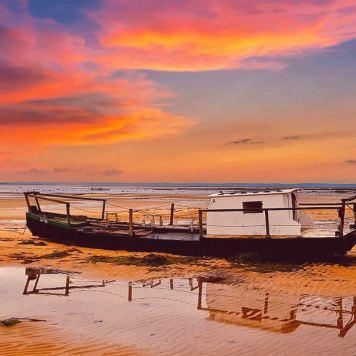 Costa Atlantica Francese: Lanton