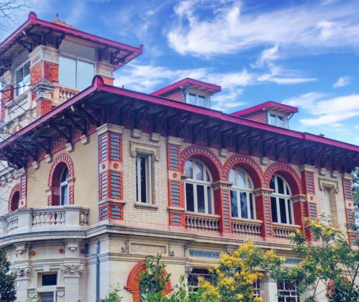 Bacino di Arcachon, Villa Alexandre Dumas