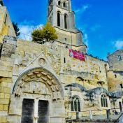 Chiesa monolitica di St. Émilion