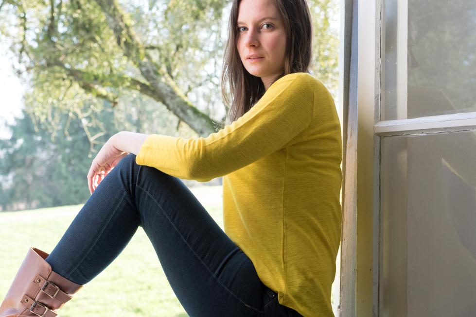 10 bonnes raisons de porter des vêtements en lin. Kipluzet, marque de mode éco-responsable. Mademoiselle Coccinelle, blog mode éthique et made in France.