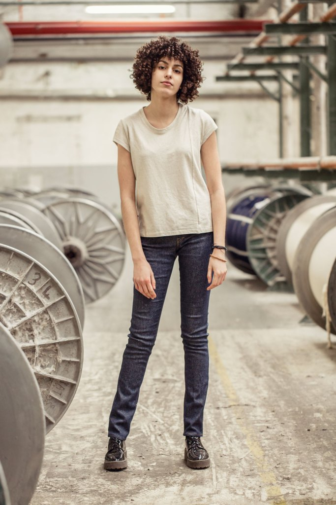 Le premier jeans made in France en lin. Interview de Davy DAO. Mademoiselle Coccinelle, blogueuse mode éthique