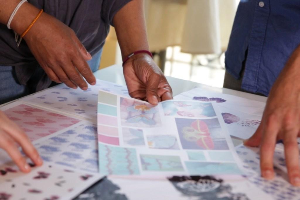 5 marques de mode éco-responsable en campagne de financement participatif sur Ulule. Atelier Unes mode collaborative. Mademoiselle Coccinelle, blog mode éthique et made in France