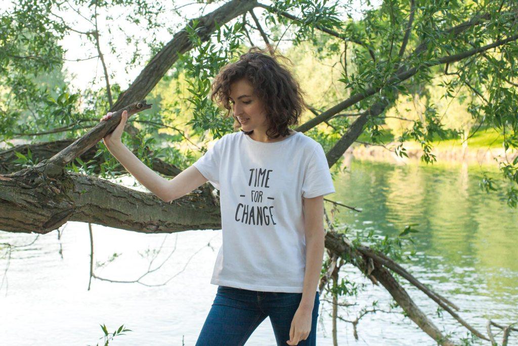 5 marques de mode éco-responsable en campagne de financement participatif sur Ulule. Soslo, le tee shirt responsable en coton recyclé. Mademoiselle Coccinelle, blog mode éthique et made in France
