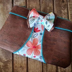 mademoiselle-eleonore-couture-evreux-eure-normandie-couture-sac à main pochette ninie en liège