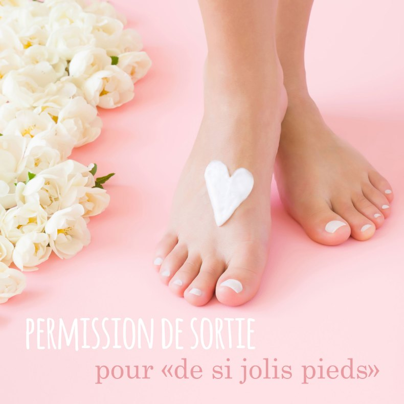 Yumy feet chez Mademoiselle Enaelle à Feyzin