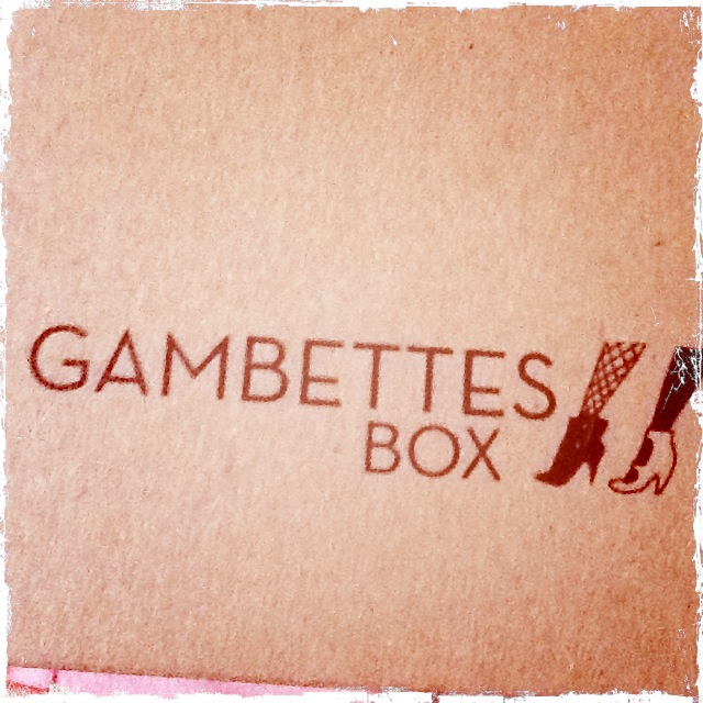 La première Gambettes box