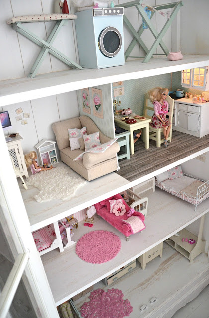 [Inspiration] Doll houses