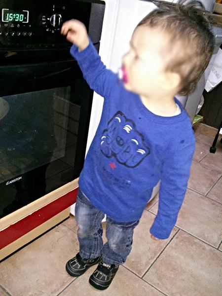 Tshirt bébé Marc Jacobs