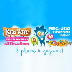 Kids Parc revient à Lille pour sa troisième édition! [Des places à gagner!]