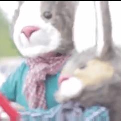 [Vidéo sponso] Auchan – Les Lapins débarquent