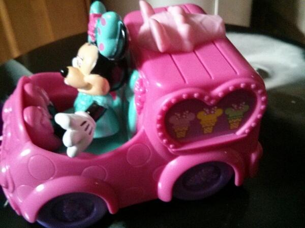 Camion de glace Minie