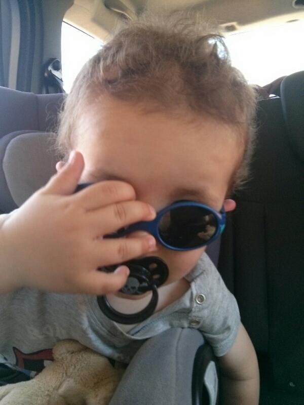 lunettes bébé luc et lea
