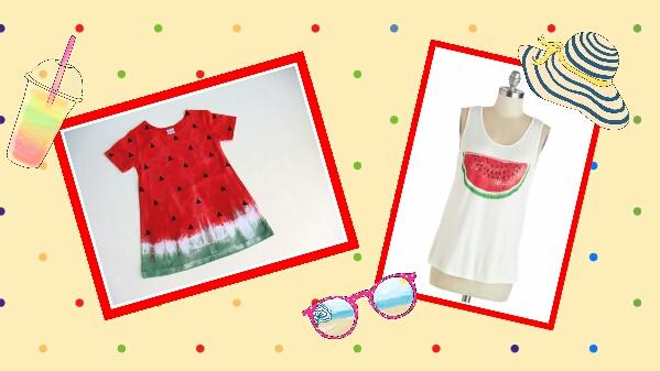 [Samedi shopping] Watermelon obsession