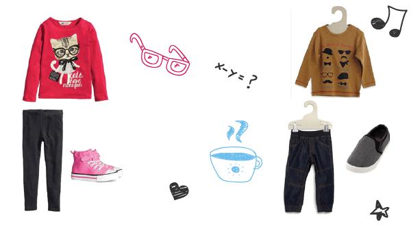 [Samedi shopping] Une tenue de rentrée à moins de 20€? Chiche!