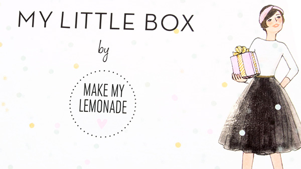 my little box make my lemonade