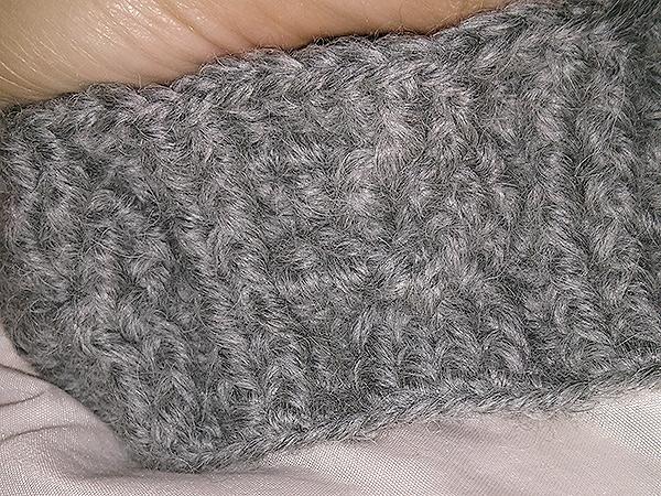 torsades au crochet