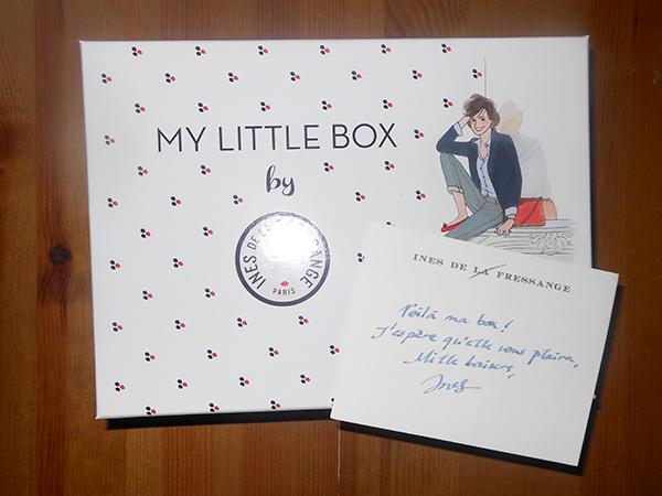 little box ines de la fressange