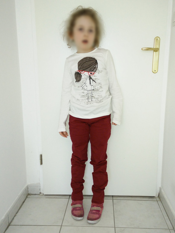 T-shirt et pantalon Bimbus