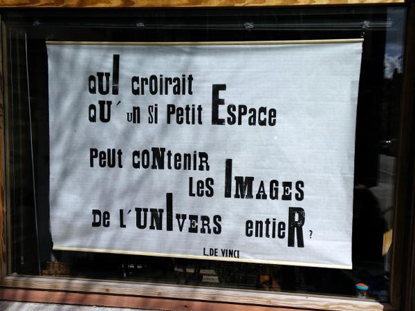 Les fenêtres qui parlent Lille