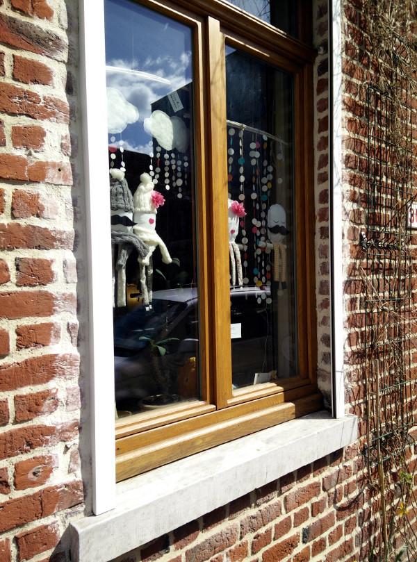 Les fenêtres qui parlent Bois Blancs