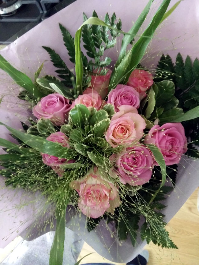 roses Interflora