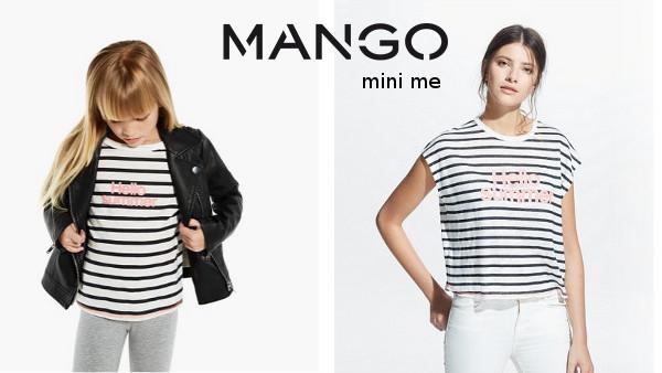 Mini-Me de Mango (Printemps-Eté 2015)