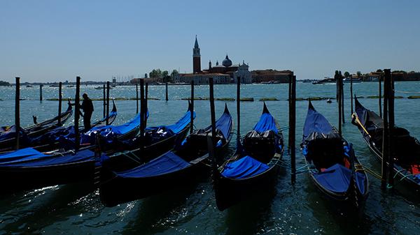 Trois jours à Venise en amoureux