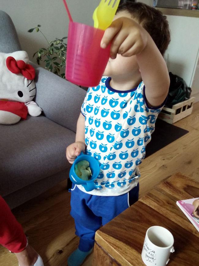 t-shirt Smafolk pommes