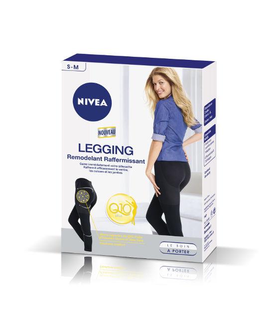 Legging anti cellulite S-M