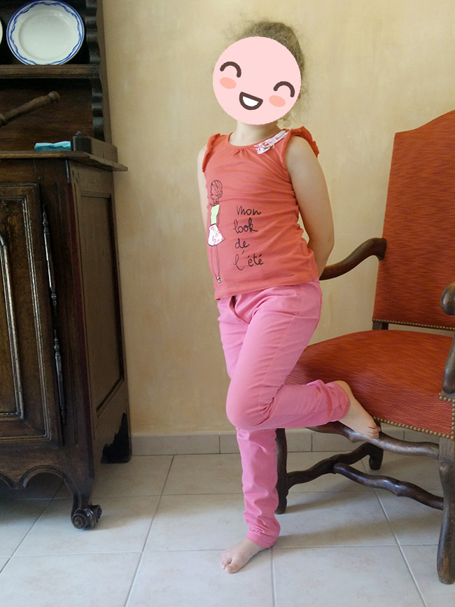 pantalon morphologik