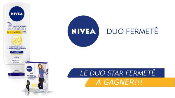 De belles gambettes avec Nivea [Concours]