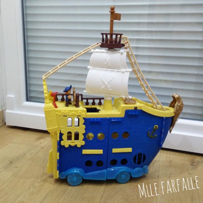bateau jake et les pirates