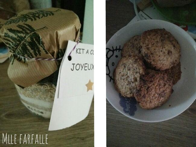 kit SOS cookies