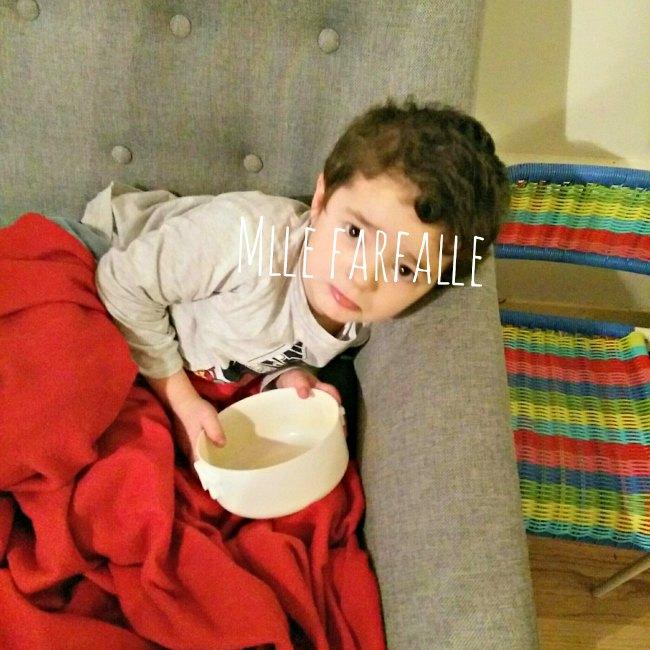 Raoul malade