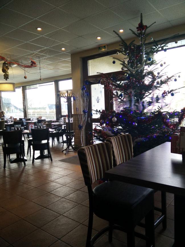 restaurant normandy garden